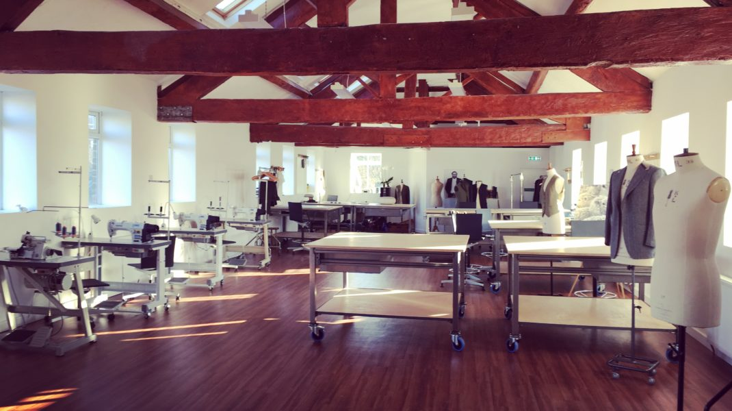 A place to learn: the Tailoring Academy